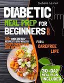 Diabetic Meal Prep for Beginners #2021