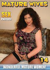 Mature Women Vol.14 - Wives Naked Adult Photo eBook: Sexy nude wives over 40 with big Boobs