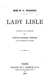Lady Lisle. Traduit ... par Charles-Bernard Derosne, etc