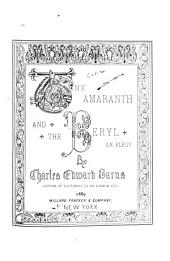The Amaranth and the Beryl