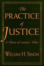 The Practice of Justice