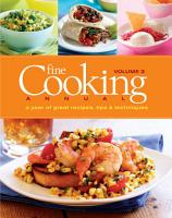 Fine Cooking Annual PDF