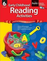 Early Childhood Reading Activities PDF