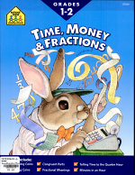 Time, Money and Fractions 1-2