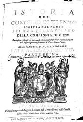 Istoria del Concilio di Trento: Parte 1