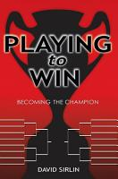 Playing to Win PDF
