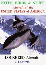 Kites, Birds & Suff - Aircraft of the UNITED STATES of AMERICA - LOCKHEED Aircraft