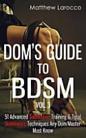 Dom s Guide to Bdsm PDF