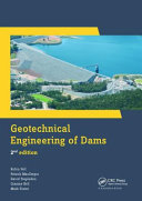 Geotechnical Engineering of Dams  2nd Edition