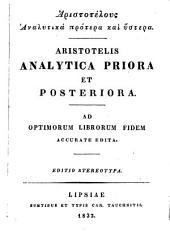 Aristotelis opera omnia: Τόμος 9