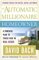 The Automatic Millionaire Homeowner PDF