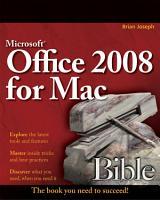 Microsoft Office 2008 for Mac Bible PDF