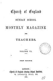 Church Of England Sunday School Monthly Magazine For Teachers
