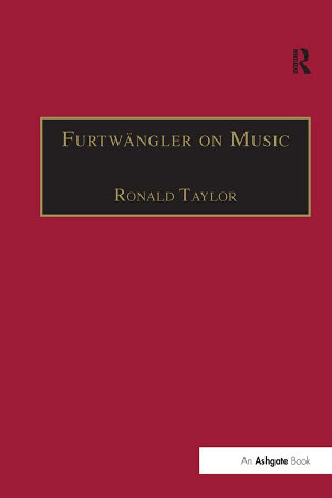 Furtwänler on Music