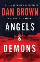 Angels   Demons PDF