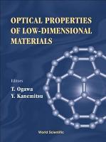 Optical Properties of Low dimensional Materials PDF