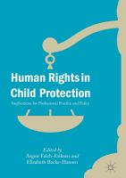 Human Rights in Child Protection PDF
