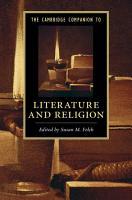 The Cambridge Companion to Literature and Religion PDF