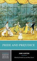 Pride and Prejudice (Fourth Edition) (Norton Critical Editions)