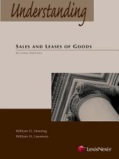 Understanding Sales and Leases of Goods: Edition 2