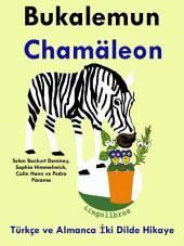 Bukalemun - Chamäleon: Türkçe ve Almanca İki Dilde Hikaye