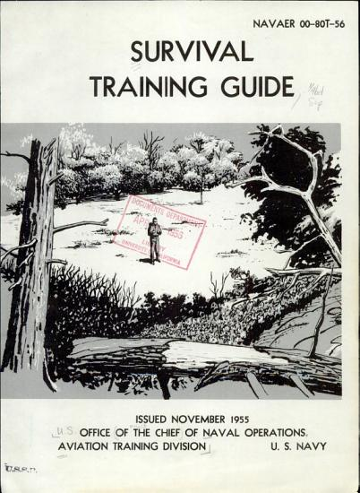 Survival Training Guide PDF