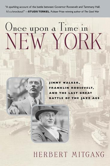 Once Upon a Time in New York PDF