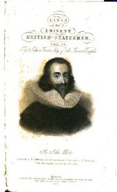 Lives of Eminent British Statesmen: Sir Henry Vane, the Younger, by J. Forster. Henry Marten, by J. Forster