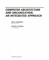 Computer Architecture and Organization PDF