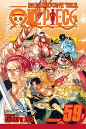 One Piece, Vol. 59: The Death of Portgaz D. Ace