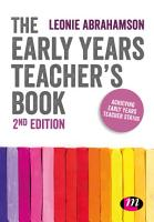 The Early Years Teacher s Book PDF