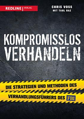 Kompromisslos verhandeln PDF