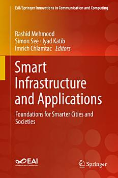 Smart Infrastructure and Applications PDF