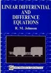 Linear Differential and Difference Equations PDF