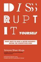Disrupt It Yourself PDF