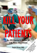 How to Not Kill Your Patients