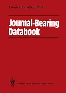 Journal Bearing Databook Book