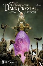 Jim Henson's The Power of the Dark Crystal #1