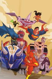 Justice League/Power Rangers (2017-) #6