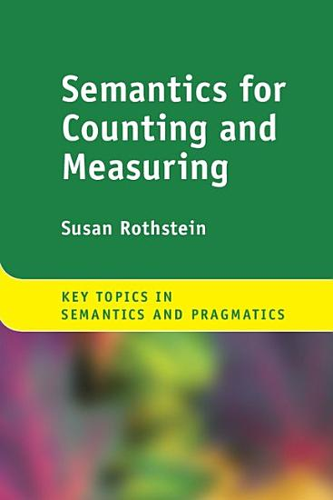 Semantics for Counting and Measuring PDF