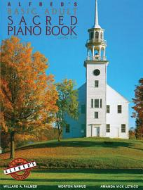 Alfred S Basic Adult Piano Course  Sacred Book 1