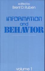Information and Behavior