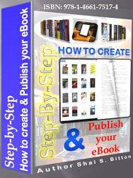 Step By Step How To Create And Publish Your Ebook Book PDF