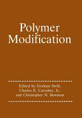 Polymer Modification