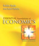 Essential Foundations of Economics PDF