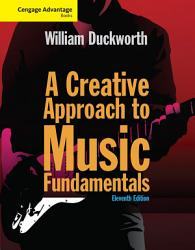Cengage Advantage A Creative Approach To Music Fundamentals Book PDF