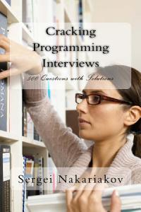 Cracking Programming Interviews Book