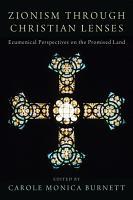 Zionism through Christian Lenses PDF