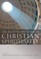 The Bloomsbury Guide to Christian Spirituality PDF