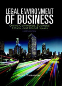 Legal Environment of Business PDF